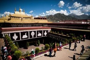 Travel lovers, take note. Tibet's revered Jokhang temple opens after...
