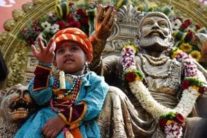 Shiv Jayanti: City celebrates the Maratha ruler's valour