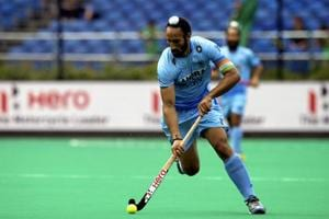 Sardar Singh back as Indian hockey team captain for Sultan Azlan Shah...