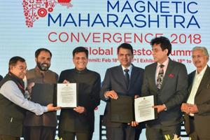 Magnetic Maharashtra attracts investment of Rs12.10 lakh crore