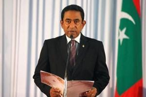 Maldives emergency extended by  30 days as President Yameen rams move...