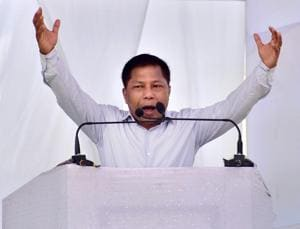 Rajnath Singh's comment on Meghalaya's law and order irresponsible: CM...