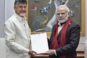 Andhra CM Naidu says ready to bring no-trust motion against Centre as...
