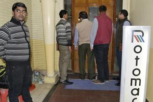 CBI continues raids in Kanpur in Rotomac case