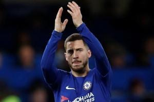 Chelsea's Eden Hazard dismisses comparisons to Lionel Messi and...