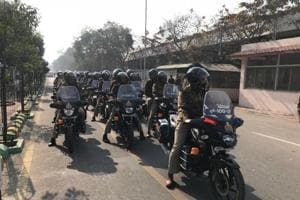 Gautam Budh Nagar police to get 41 superbikes for patrolling