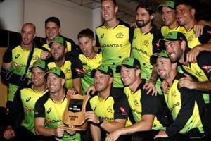 David Warner says Australia proved a point with tri-series dominance