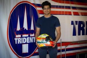 Arjun Maini gets Formula 2 seat with Trident