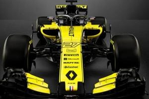 Formula One: Renault launch F1 car and name Jack Aitken as reserve...