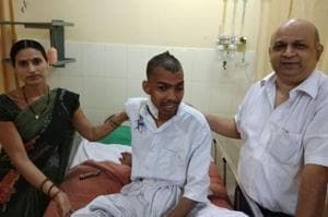 Mumbai surgeons remove world's largest brain tumour weighing 1.8kg at...