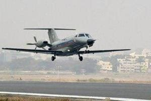 Indigenously-built Saras aircraft successfully completes second test...
