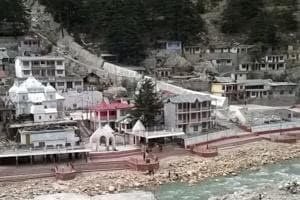 Gangotri launched as Swachh Iconic Place in Uttarakhand