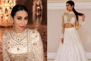 Khushi, Karisma Kapoor, Kiara Advani in Manish Malhotra: How to wear...