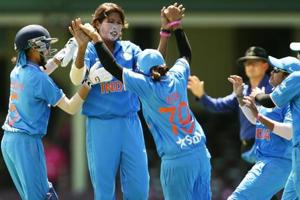 India vs South Africa, women's 4th T20, live cricket score