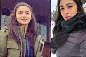 Brahmastra: Alia Bhatt, Ranbir Kapoor in training mode as Mouni Roy...