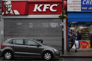 Some KFC stores in the UK to remain shut all week over chicken crisis