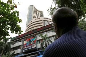 Sensex surges 208 points, Nifty tops 10,400 ahead of F&O expiry