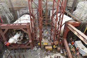 500 metres of tunnelling for Mumbai Metro complete, as sixth tunnel...