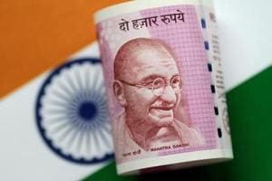 Rupee in free fall, slips 8 paise to hit fresh 3-month low