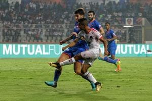Indian Super League: Delhi Dynamos rally to hold FC Goa to 1-1 draw