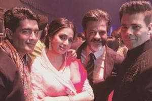 Mohit Marwah wedding: Sridevi and daughter Khushi, Sonam Kapoor,...