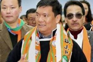 Arunachal CM Pema Khandu accused of rape, says allegations are...