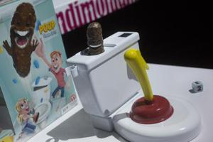 Potty humour: Toy makers turn to the toilet to come up with...