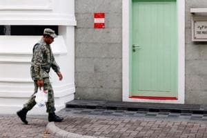 India expresses 'deep dismay' over extension of emergency in Maldives