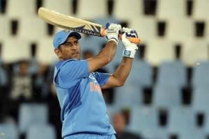 MS Dhoni shows glimpses of a master finisher in 2nd India-South Africa...