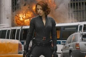 Did Chris Evans just confirm a solo Black Widow movie starring...