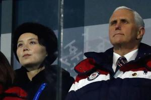 North Korea scrapped talks with Pence 'at last minute,' US says