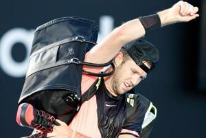 Jack Sock, John Isner and Milos Raonic crash out at Delray Beach Open...