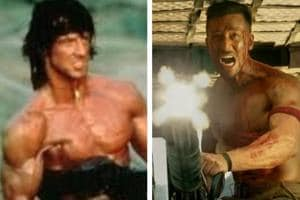 Why does Tiger Shroff's Baaghi 2 look like a ripoff of Rambo and...