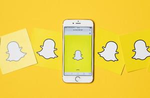Snapchat asks users to continue using the app despite bad responses