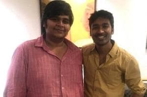 Dhanush – Karthik Subbaraj project changes hands, but not shelved