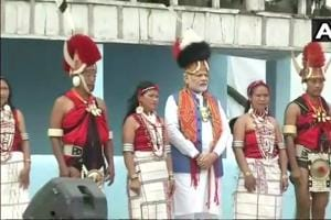 Nagaland needs strong and stable government: PM Modi
