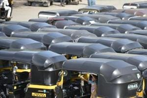 The department has asked the officers to file police cases against autorickshaw and taxi permit holders if the e-meters are found to be rigged.
