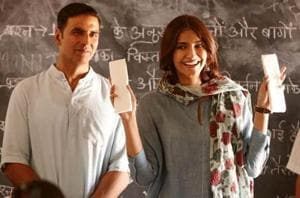 Sonam Kapoor says her role in PadMan was edited to 'make the film...