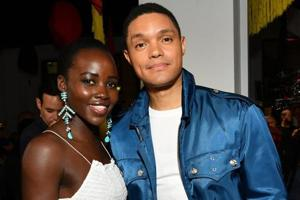 Black Panther star Lupita Nyong'o to play Trevor Noah's mother in...