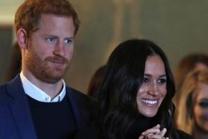'Racist' letter with white powder sent to Prince Harry, Meghan Markle:...