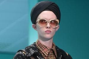 Sikh turban on Gucci runway: Indian culture influences international...