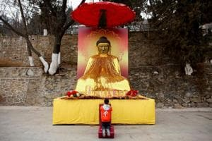 China trying to create new globalised Buddhist network: Home ministry...