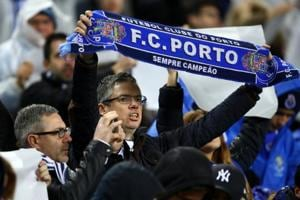 A game of one half: FC Porto complete win - after five week wait