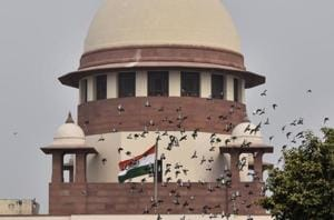 SC refers land acquisition matter to CJI for deciding appropriate...