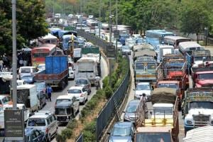For smooth commute, two flyovers, underpass on Thane-Belapur road to...