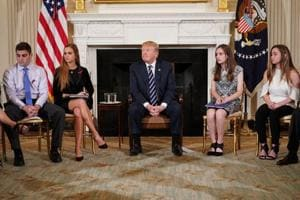 'I'm pissed': Father of Florida shooting victim tells Trump as  people...