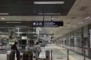 Undetected, man's body rots in tunnel of Delhi Metro airport line for...
