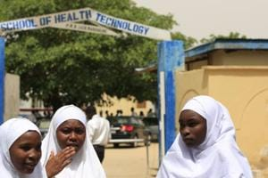 More than 100 girls 'missing' after Boko Haram school attack