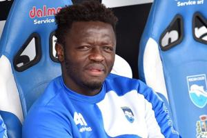 Sulley Muntari joins Clarence Seedorf at Deportivo La Coruna