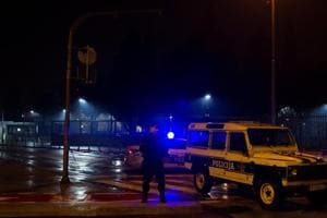 Explosive device thrown at US embassy building in Montenegro: Report